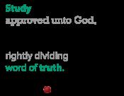 II Timothy 2:15